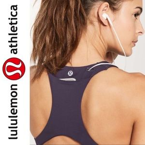 Lululemon | Purple Plum Final Lap Tank Top 4 XS